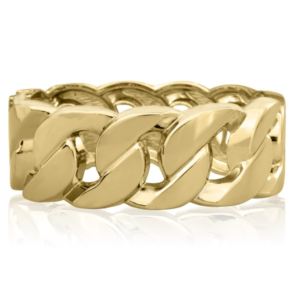 Passiana Chain Gold Cuff