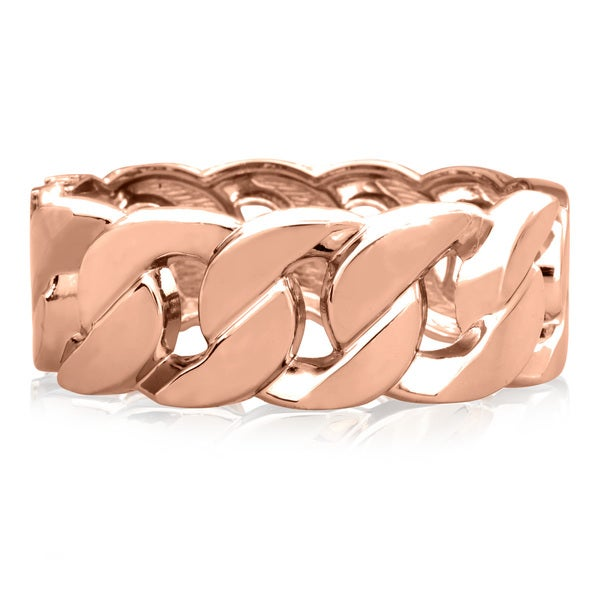 Passiana Chain Rose Cuff