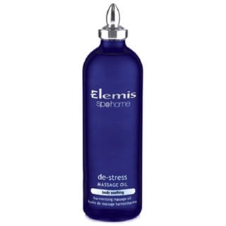 Elemis Spa Home De-Stress 3.4-ounce Massage Oil