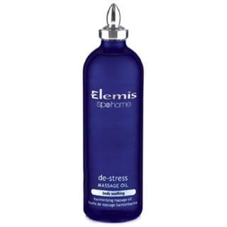 Elemis Spa Home De-Stress 3.4-ounce Massage Oil