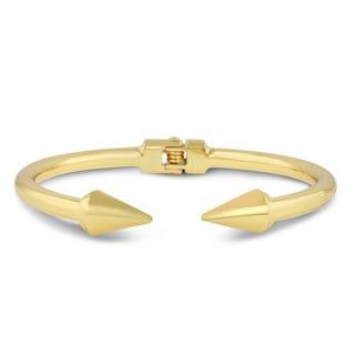 Adoriana Gold Arrowhead Bangle