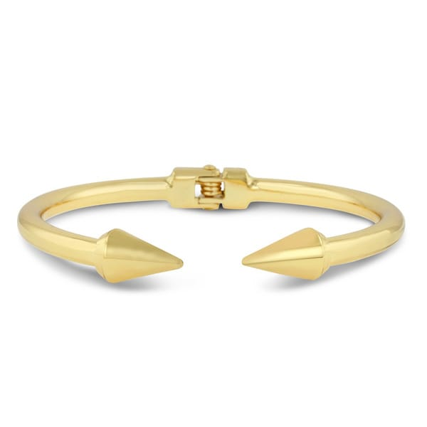 Passiana Gold Arrowhead Bangle