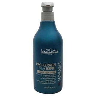 L'oreal Serie Expert Pro-Keratin Refill Correcting Care 16.9-ounce Shampoo