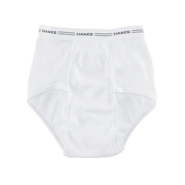 Hanes Big Man's 2X-3X Briefs 3-Pack