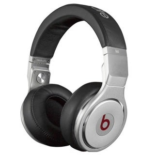 Beats by Dre Beats Pro Black/ Silver High-performance Over-ear Headphones