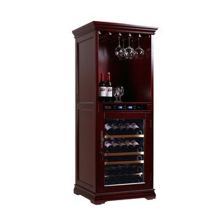 Royal Cave 138AF 72-bottle Constant Temperature Wine Cellar Cabinet and Rack