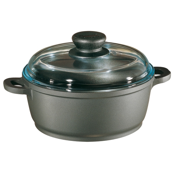 Berndes Tradition 7.5-Quart Dutch Oven with Glass Lid