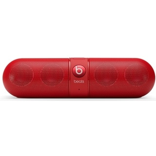 Beats by Dre Pill 2.0 Red Portable Bluetooth Stereo Speaker
