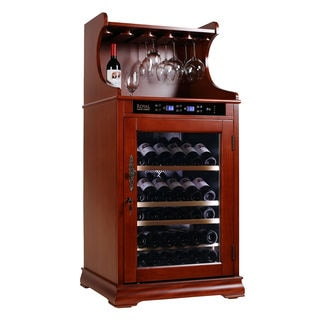 Royal Cave 138E 72-bottle Constant Temperature Wine Cellar Cabinet and Rack