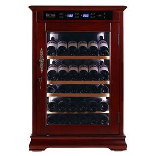 Royal Cave 138A 72-bottle Constant Temperature Wine Cellar Cabinet and Rack