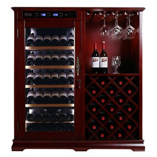 Royal Cave 200AF 117-bottle Constant Temperature Wine Cellar Cabinet and Rack