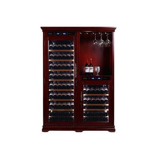 Royal Cave 450AF 232-bottle Constant Temperature Wine Cellar Cabinet and Rack