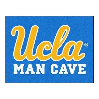 Fanmats UCLA Blue Nylon Man Cave Allstar Rug (2'8 x 3'8)