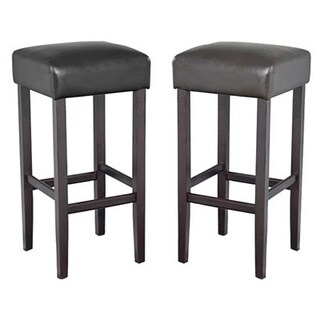 Hutto 30 Inch Square Bar Stools Set Of 2 12754077