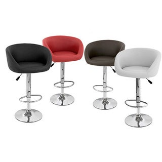 Sasha Contemporary Adjustable Barstool