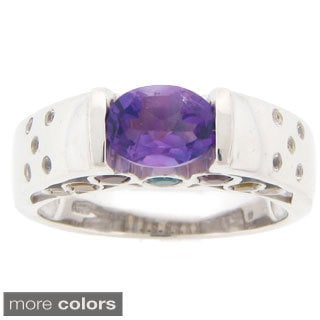 Meredith Leigh Sterling SilverMulti-gemstone Ring