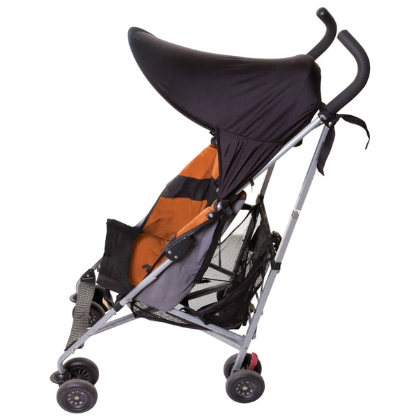 Dreambaby Strollerbuddy Extenda-Shade Black