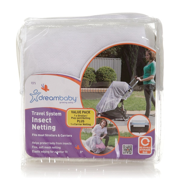 Dreambaby Travel System Insect Netting