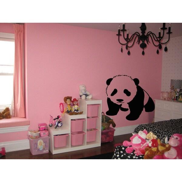 Panda Wild animal Sticker Vinyl Wall Art
