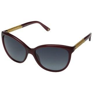 Gucci Women's 3692/S Plastic Cat Eye Sunglasses