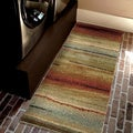 Euphoria Collection Capizzi Multi Olefin Area Rug (2'3