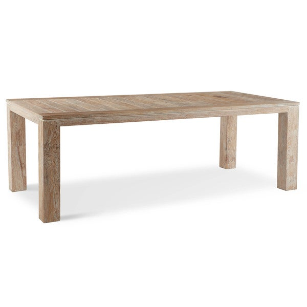 art van reims rectangular table overstock shopping