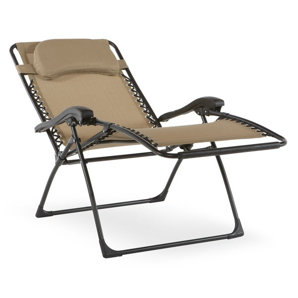 Art Van XL Relaxer Chair with Headrest