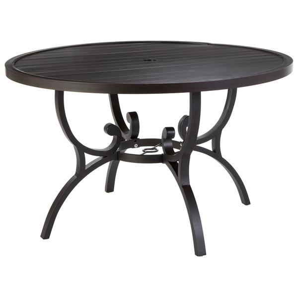 art van san miguel 48 inchrnd dining table overstock