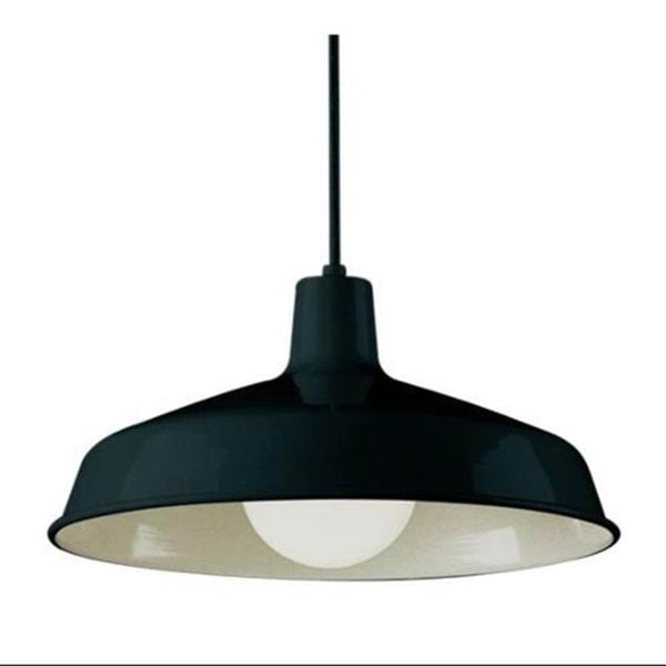 Cambridge Black Finished Pendant