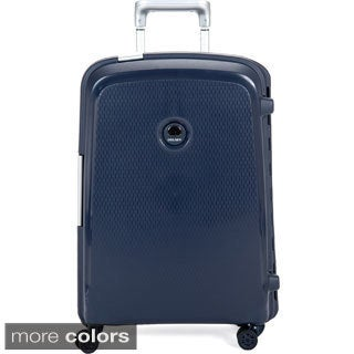 Delsey Belfort Plus 21-inch Hardside Carry-on Spinner Trolley Upright Suitcase