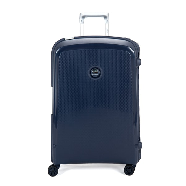 Delsey Belfort Plus 26-inch Hardside Spinner Trolley Upright Suitcase