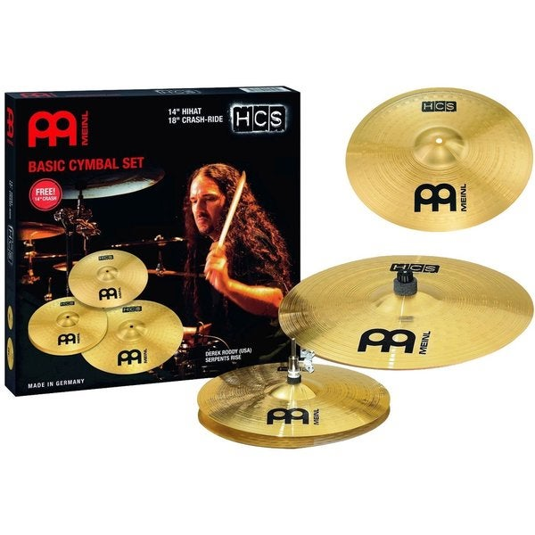 Meinl Cymbals Matched Cymbal Set