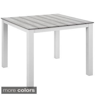 Main 40-inch Outdoor Patio Dining Table