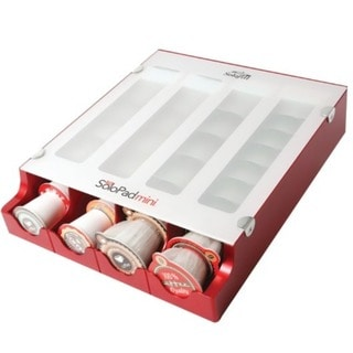 Solofill Red Coffee Pod Organizer