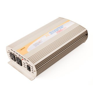 Wagan Slim-line 2000-watt AC-DC Power Inverter