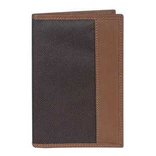 Travelon Leather RFID-blocking Executive Organizer