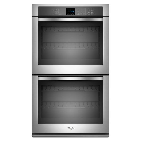 Whirlpool 30-inch Double Electric Wall Oven