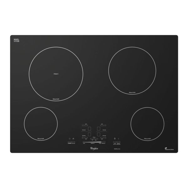 Whirlpool Gold 30-inch Induction Cooktop