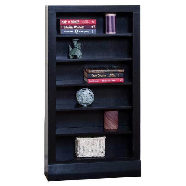 Sunny Designs Black Open Shelving Unit
