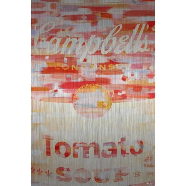 Parvez Taj 'Campbells' Aluminum Art