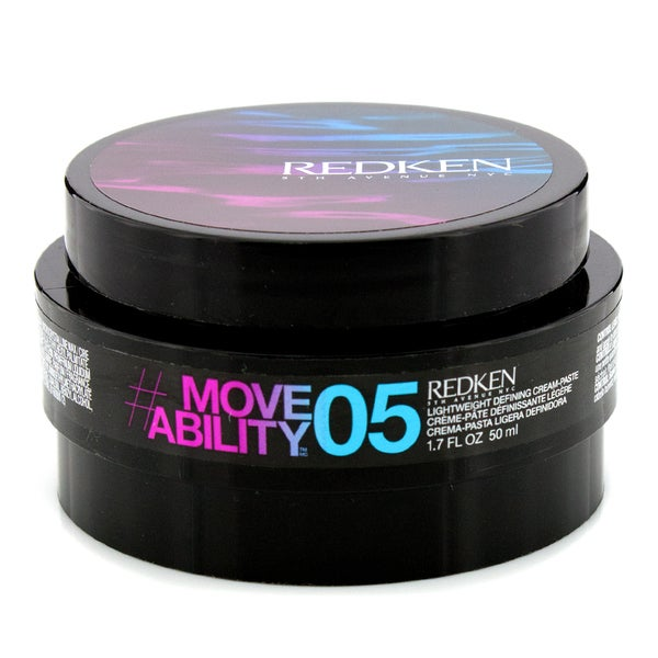 Redken 05 Move Ability Lightweight Defining 1.7-ounce Cream Paste