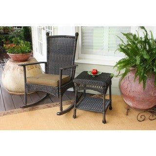 Tortuga Outdoor Portside Classic Rocking Chair - Dark Roast