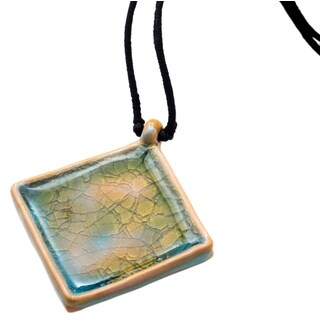 Handmade Paragon Sea Necklace (India)