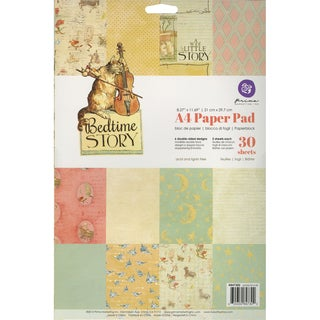 Prima Marketing Paper Pad A4-Bedtime Story