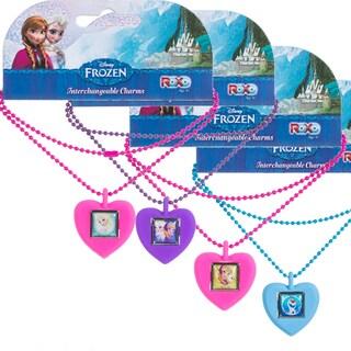Roxo 4-piece Disney's Frozen Necklace Set