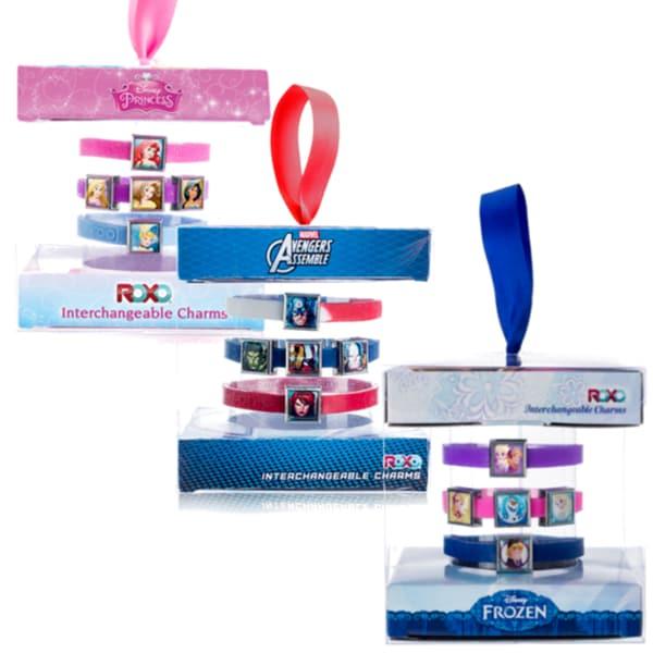 Roxo Disney Princess/ Frozen/ Marvel Avengers Bracelet Gift Box Set