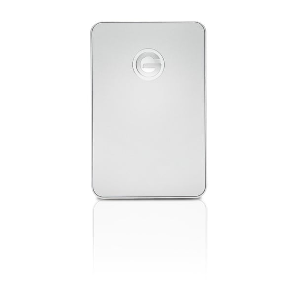 G-Technology G-DRIVE mobile 1TB Portable FireWire and USB 3.0 Drive for Time-Machine (Silver) , Refurbished (0G02391)