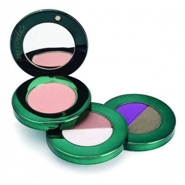 Jane Iredale GoGreen Eye Steppes