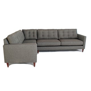 Taylor Sectional RHF Grey