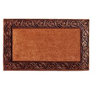 Prestige Bronze Border Doormat